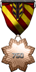 Service Commendation Bronze